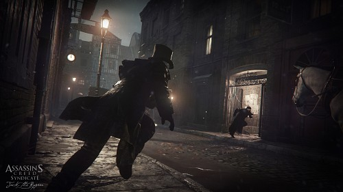 Ubisoft, Assassin's Creed Syndicate, Jack The Ripper (ACS), Jacob Frye, Game CG