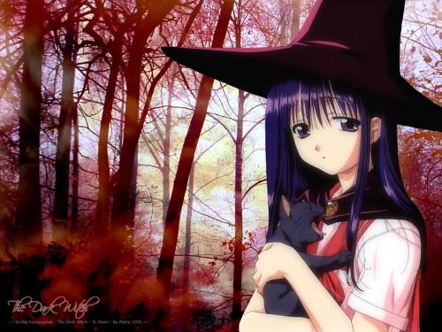 AQUAPLUS, OLM Digital Inc, Anime International Company, To Heart, Serika Kurusugawa Wallpaper