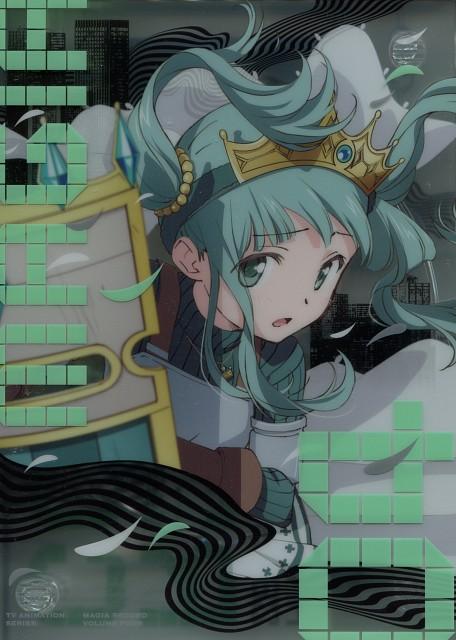 Shaft (Studio), Magia Record, Sana Futaba, DVD Cover