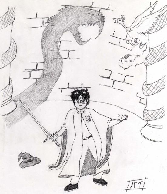 Harry Potter, Harry Potter (Character), Member Art