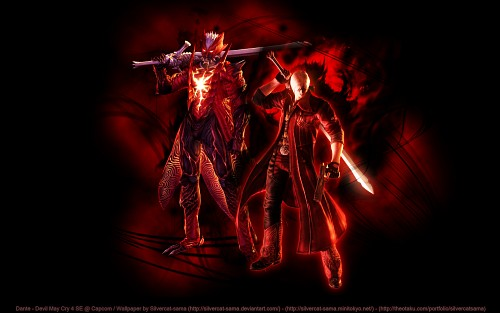Madhouse, Capcom, Devil May Cry, Dante Wallpaper