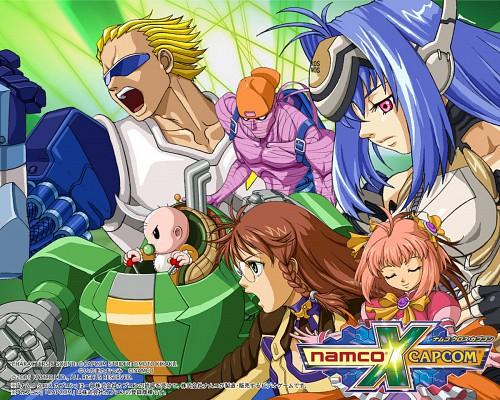 Namco, Capcom, Namco x Capcom, MOMO (Xenosaga), KOS-MOS