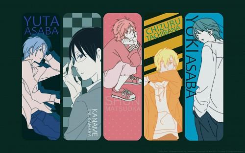 Kiichi Hotta, J.C. Staff, Kimi to Boku, Yuuki Asaba, Yuuta Asaba Wallpaper