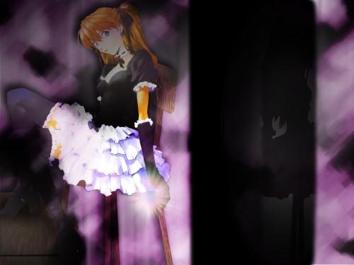 Yoshiyuki Sadamoto, Neon Genesis Evangelion, Asuka Langley Soryu Wallpaper
