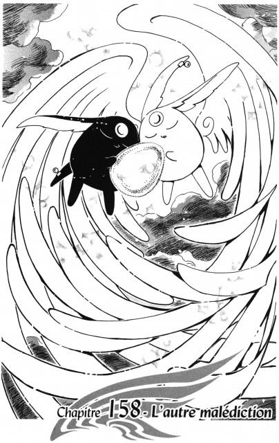 CLAMP, Bee Train, Tsubasa Reservoir Chronicle, Mokona