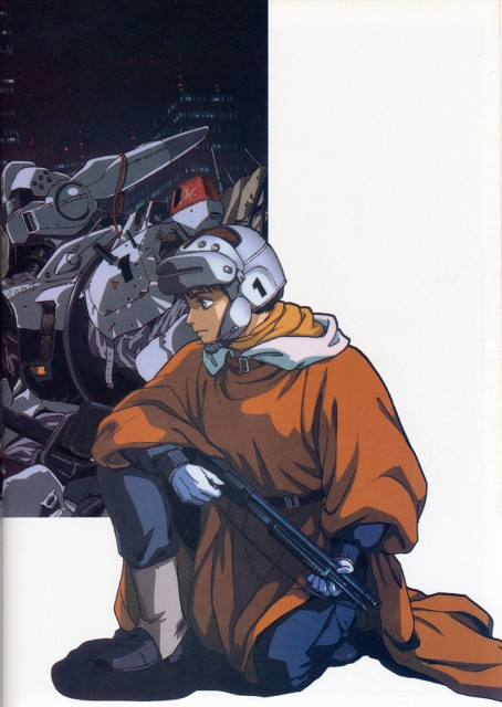 Masami Yuki, Madhouse, Patlabor: The Mobile Police, Noa Izumi