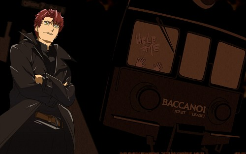 Katsumi Enami, Brains Base, Baccano!, Claire Stanfield Wallpaper