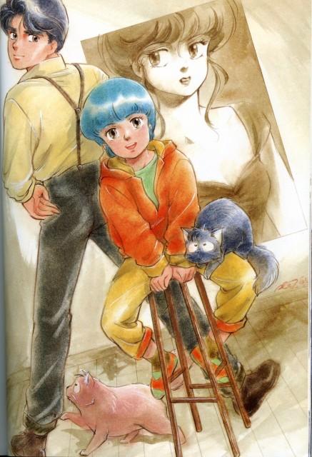 Akemi Takada, Studio Pierrot, Creamy Mami, Yggdrasil, Toshio Ootomo