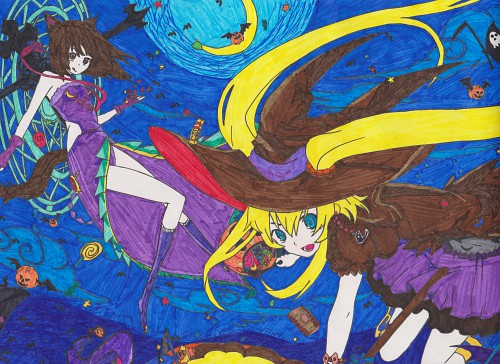 Touhou, Member Art