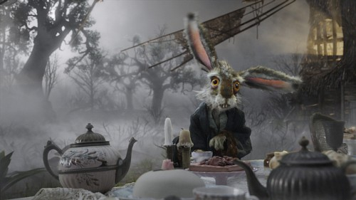 Disney, Alice In Wonderland (2010 Film), March Hare, Live Action