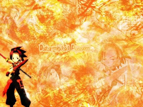 Hiroyuki Takei, Xebec, Shaman King, Yoh Asakura Wallpaper