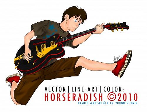 Harold Sakuishi, Madhouse, BECK, Vector Art