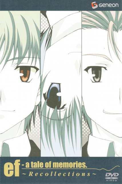 Shaft (Studio), ef - a fairy tale of the two., Renji Asou, Hiro Hirono, Kyosuke Tsutsumi