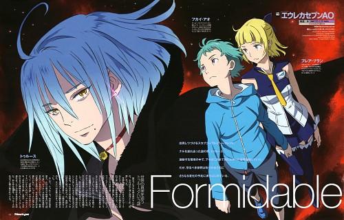 Kenichi Yoshida, BONES, Eureka 7: Astral Ocean, Ao Fukai, Fleur Blanc