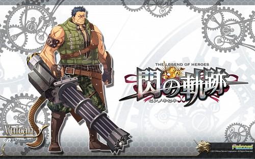 Falcom, The Legend of Heroes: Zero no Kiseki, Vulcan (Zero no Kiseki), Official Wallpaper