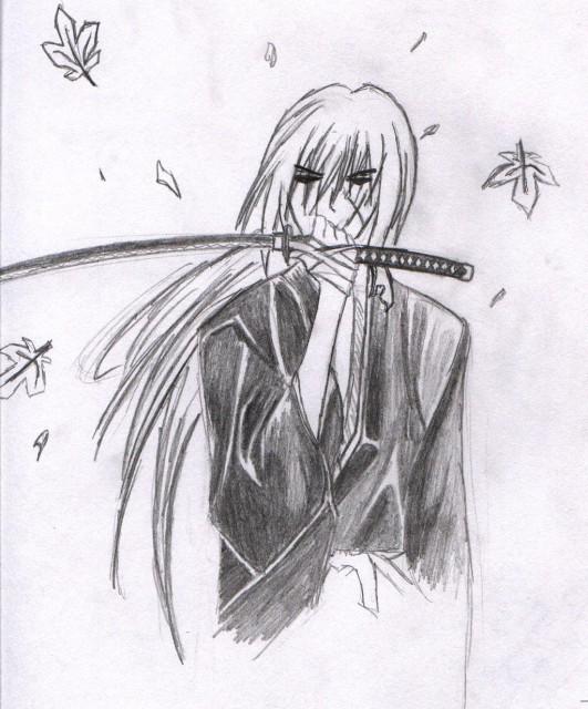 Rurouni Kenshin, Kenshin Himura, Member Art