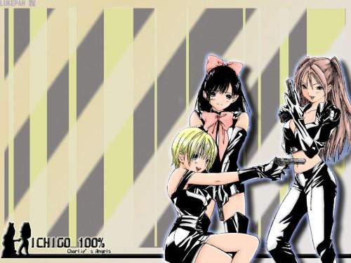 Ichigo 100 Percent Wallpaper