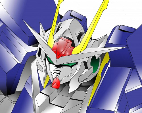 Yun Kouga, Sunrise (Studio), Mobile Suit Gundam 00, Member Art