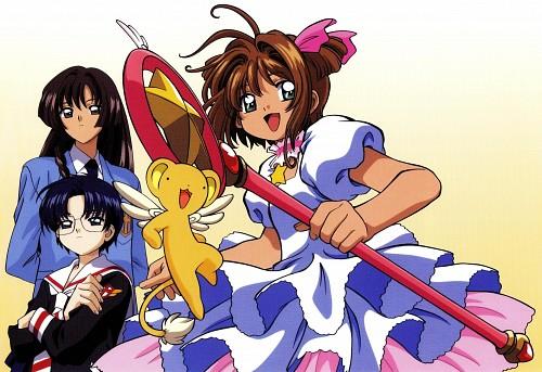 CLAMP, Madhouse, Cardcaptor Sakura, Cheerio! 3, Nakuru Akizuki