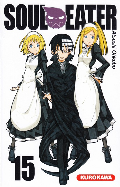 Atsushi Okubo, Soul Eater, Liz Thompson, Patty Thompson, Death The Kid