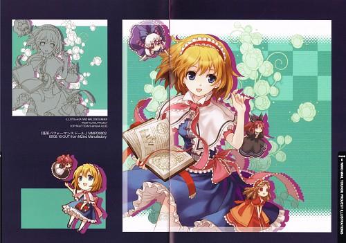 An2a, Petite Fatal, Touhou, Alice Margatroid, Comic Market 74