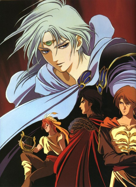 J.C. Staff, Heroic Legend of Arslan, Narsus, Arslan, Daryoon