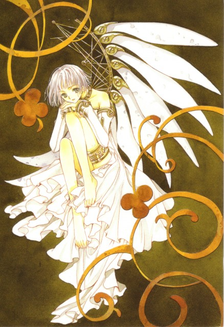 CLAMP, Clover, Suu