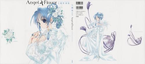 Aoi Nanase, Angel Flavor, Album Cover