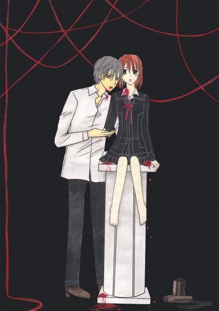 Vampire Knight, Yuuki Cross, Zero Kiryuu, Member Art, Original