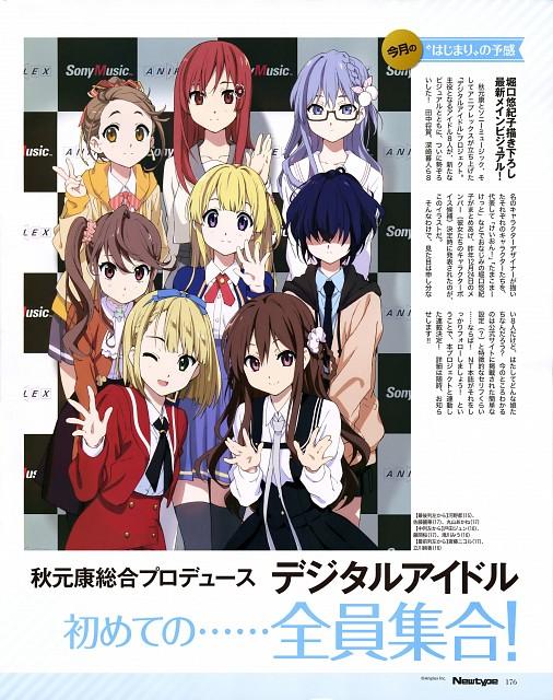Yukiko Horiguchi, Aniplex, 22/7, Akane Maruyama, Ayaka Tachikawa