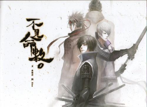 Elna, Sengoku Basara, Ieyasu Tokugawa (Sengoku Basara), Mitsunari Ishida (Sengoku Basara), Yukimura Sanada
