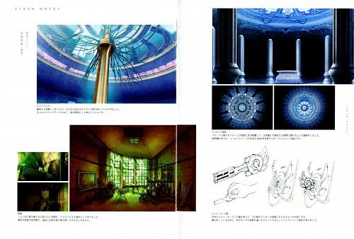 Kinema Citrus, NORN9, Itsuki Kagami, Ron Muroboshi, Prop Designs