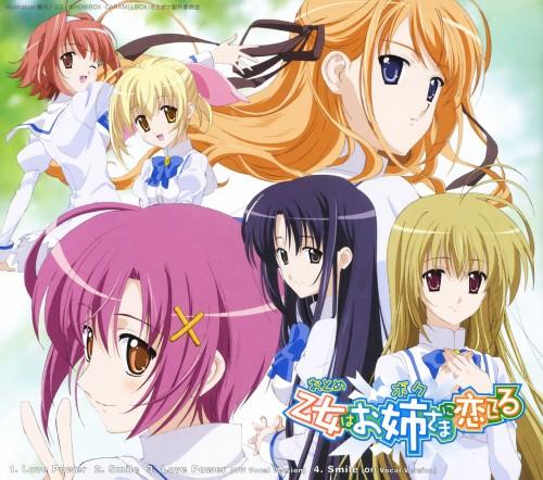 Caramel Box, Otome wa Boku ni Koishiteru, Mariya Mikado, Yukari Kamioka, Mizuho Miyanokoji