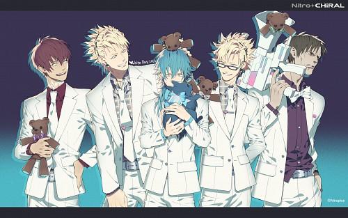Honyarara, Nitro+, DRAMAtical Murder, Mizuki (DRAMAtical Murder), Ren