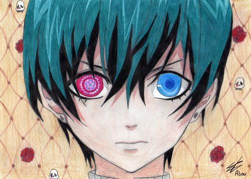 Kuroshitsuji, Ciel Phantomhive, Member Art