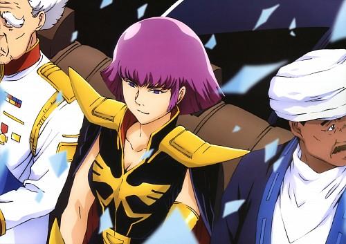 Sunrise (Studio), Mobile Suit Gundam - Universal Century, Mobile Suit Zeta Gundam, Mobile Suit Gundam Double Zeta, Gundam Perfect Files
