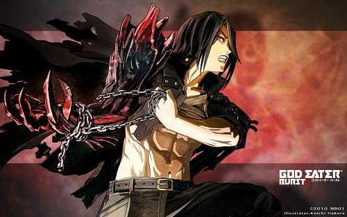 Namco, God Eater, Lindow Amamiya