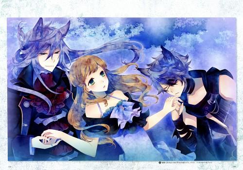 Kuroyuki, Idea Factory, Rejet, Bloody Nightmare & Last Hope Official Fan Book, Black Wolves Saga