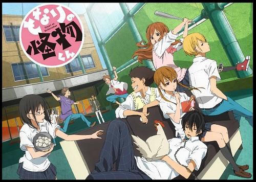 Robico, Brains Base, Tonari no Kaibutsu-kun, Mitsuyoshi Misawa, Shizuku Mizutani