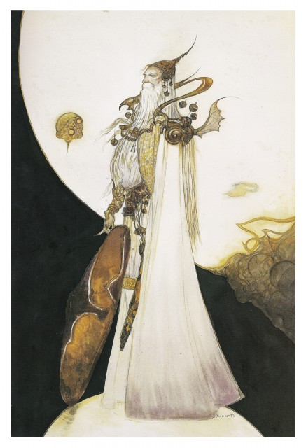 Yoshitaka Amano, Fairies (Artbook), Magic