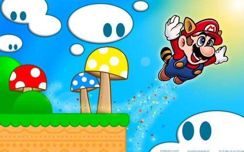 Nintendo, Super Mario, Mario (Character) Wallpaper