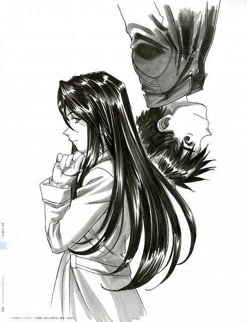 Kousuke Fujishima, Anime International Company, Ah! Megami-sama, Keiichi Morisato, Sayoko Mishima