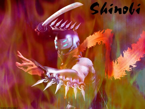 Shinobi Wallpaper