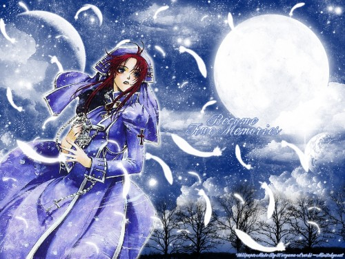 Gonzo, Trinity Blood, Esther Blanchett Wallpaper