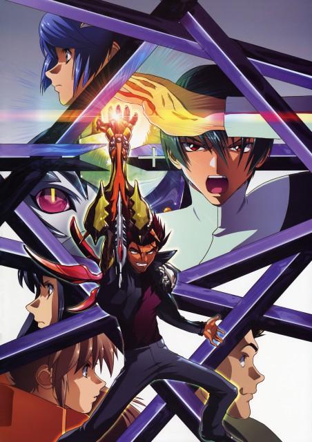 Sunrise (Studio), s-CRY-ed, Kanami Yuta, Kazuma (s-CRY-ed), Kunihiko Kimishima