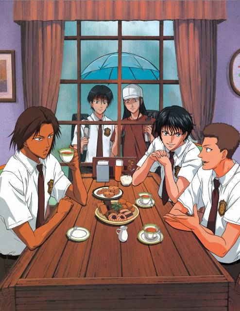 Takeshi Konomi, J.C. Staff, Prince of Tennis, Yoshirou Akazawa, Ryou Kisarazu