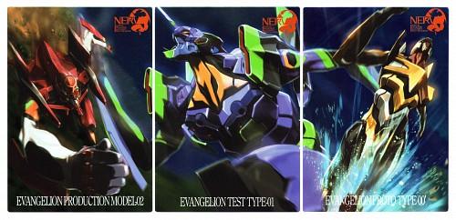 Yoshiyuki Sadamoto, Khara, Gainax, Neon Genesis Evangelion, Unit-02