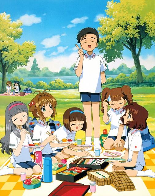 CLAMP, Madhouse, Cardcaptor Sakura, Cheerio!, Naoko Yanagisawa