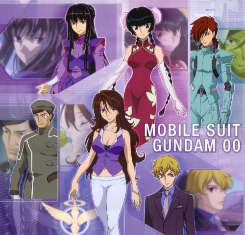Sunrise (Studio), Mobile Suit Gundam 00, Wang Liu Mei, Sergei Smirnov, Sumeragi Lee Noriega
