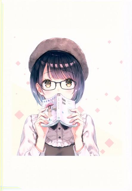 Hiten Onee-Ryuu, Yukina Yuzuhara, Comic Market